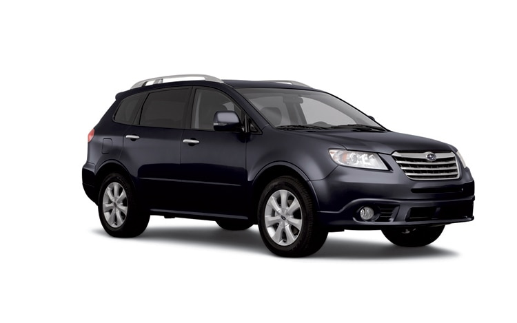 2011 Subaru Tribeca Black