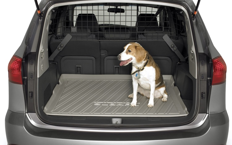 2011 Subaru Tribeca Dog Guard