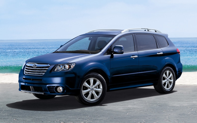 First Test: 2011 Subaru Tribeca Limited