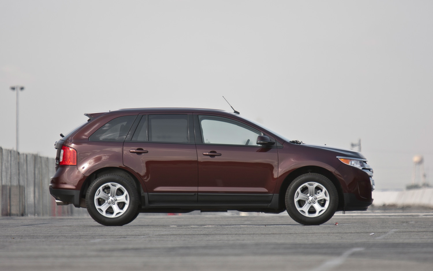 2012 Ford Edge SEL Ecoboost Side
