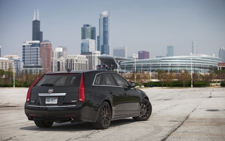 2011 Cadillac CTS-V Long-Term Update 4