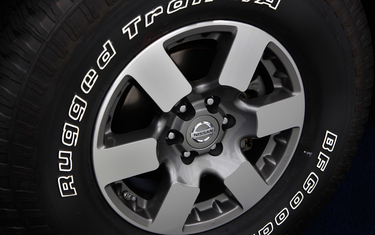 2012 Nissan Xterra Wheels