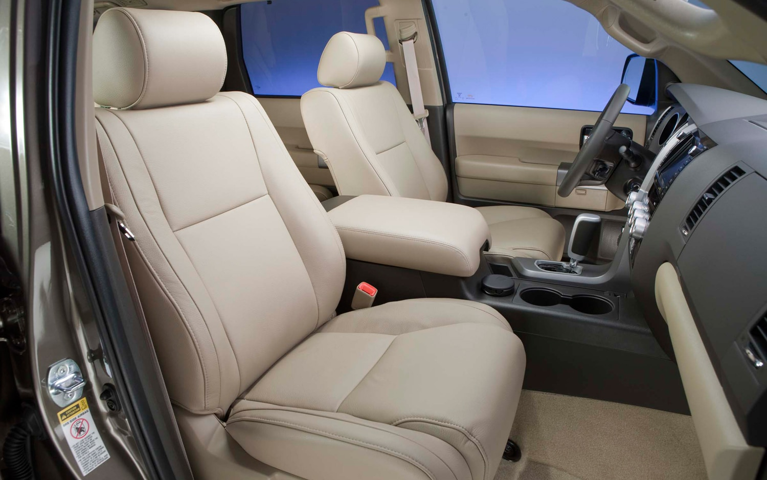 2012 Toyota Sequoia Interior