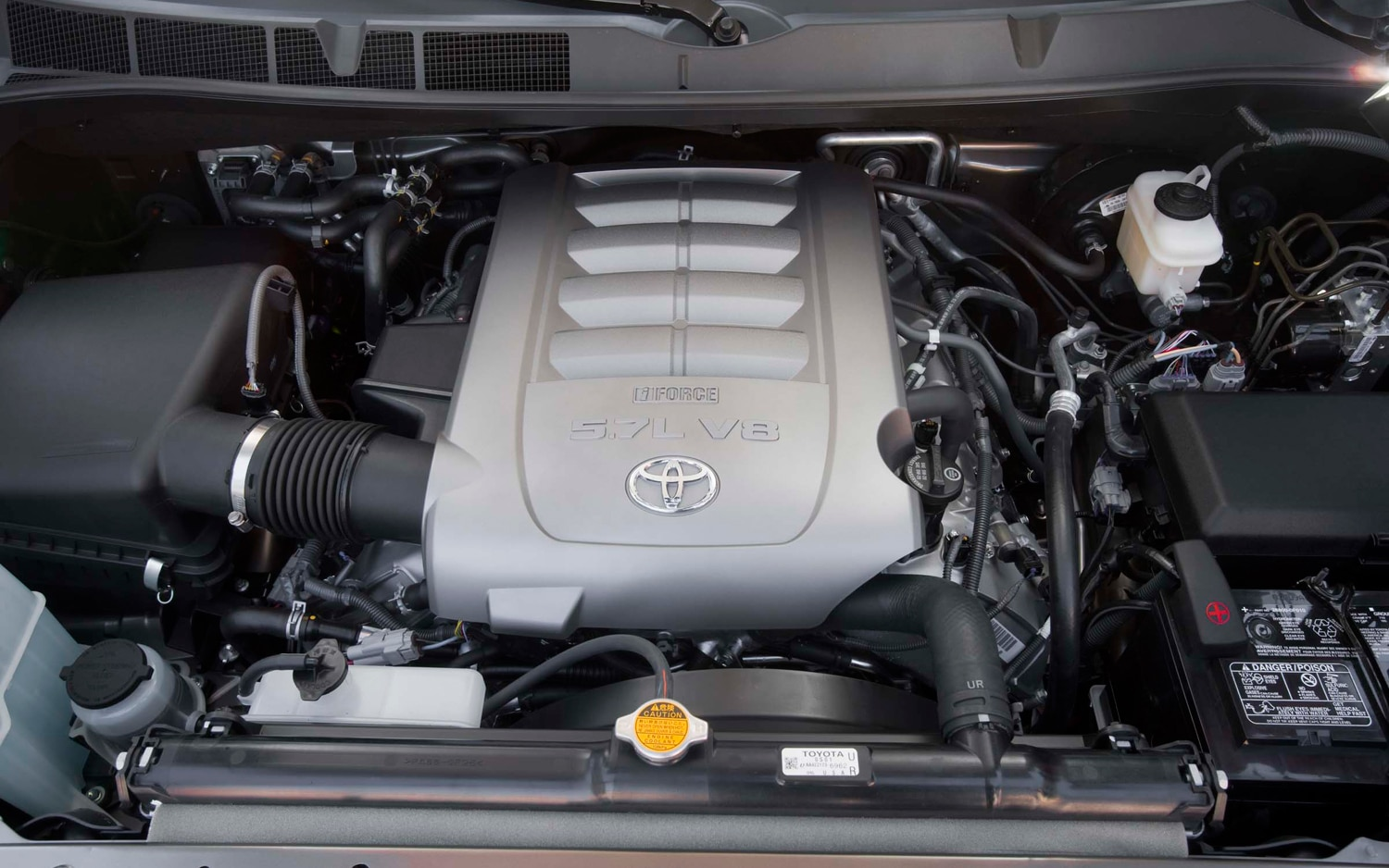 2012 Toyota Sequoia Engine
