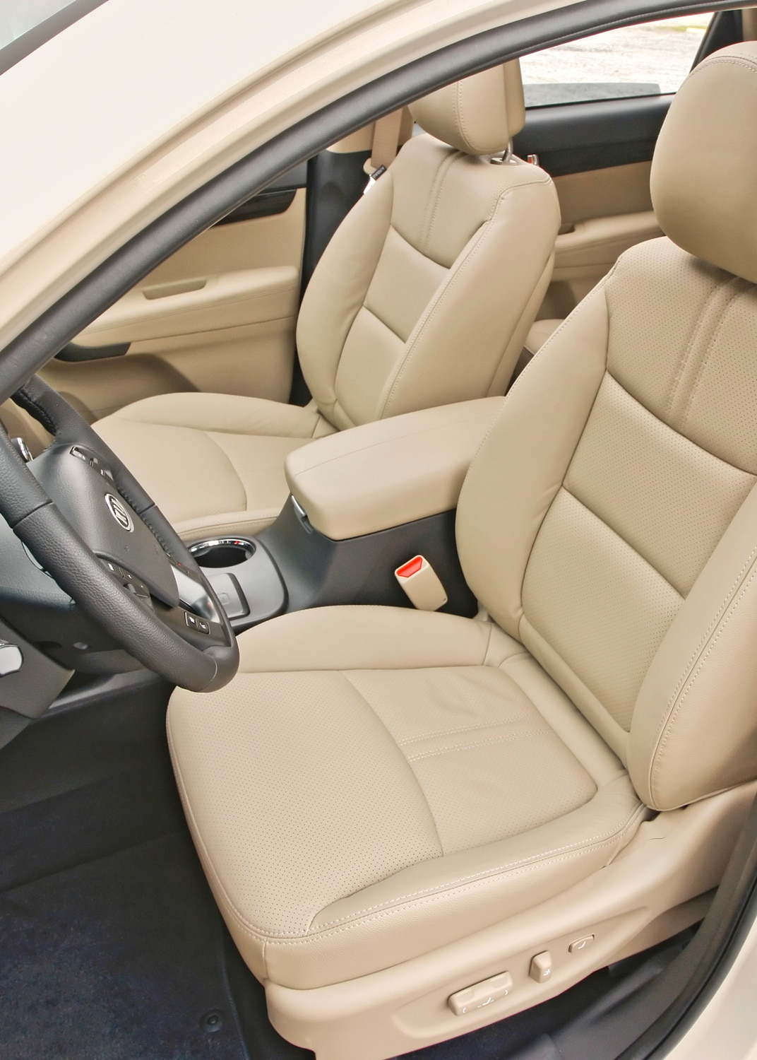 2012 Kia Sorento Front Seating