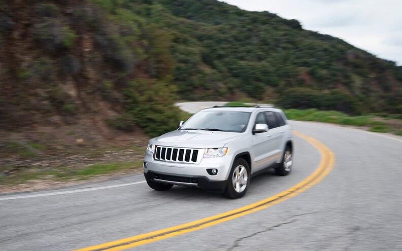 2011 Jeep Grand Cherokee Limited Verdict