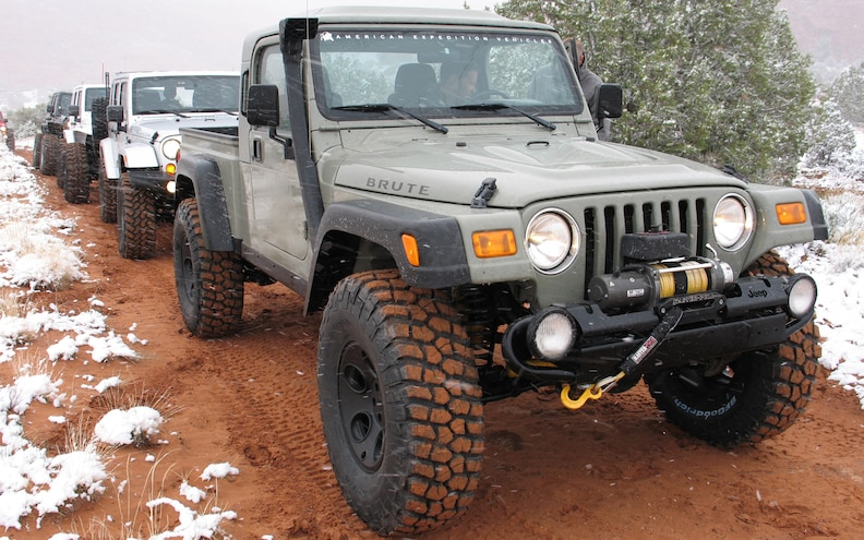 2012 AEV Jeep Brute Double Cab Hemi - First Drive - Truck ...