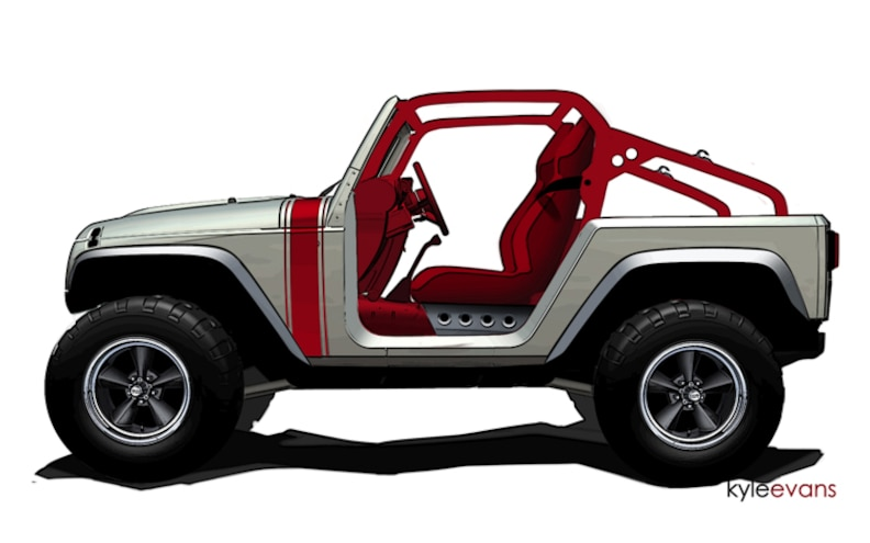 Updated! Moab Easter Jeep Safari Vehicle Sneak Peek