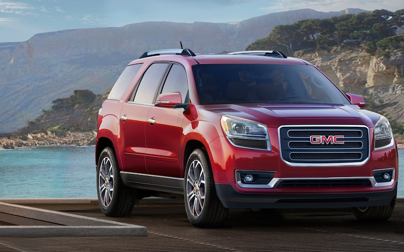 2013 GMC Acadia Photo Gallery