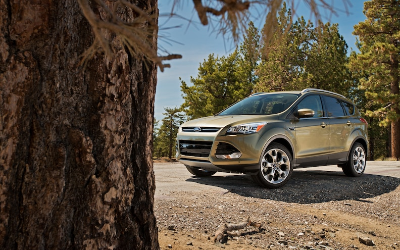 First Test: 2013 Ford Escape