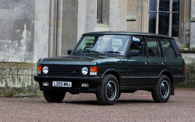 180 Land Rovers Being Recalled for Possible Driveshaft Coupling Failure