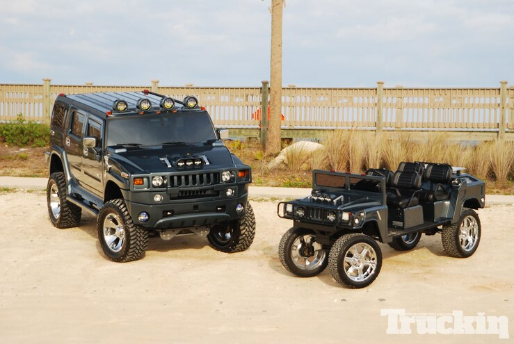 online Lifted Truck Gallery Web Exclusive 2005 Hummer H2
