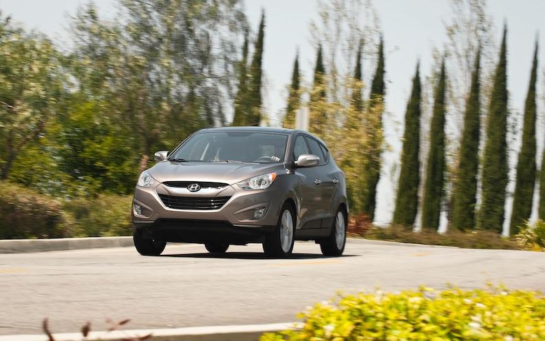 Long Trem Verdict: 2010 Hyundai Tucson Limited AWD