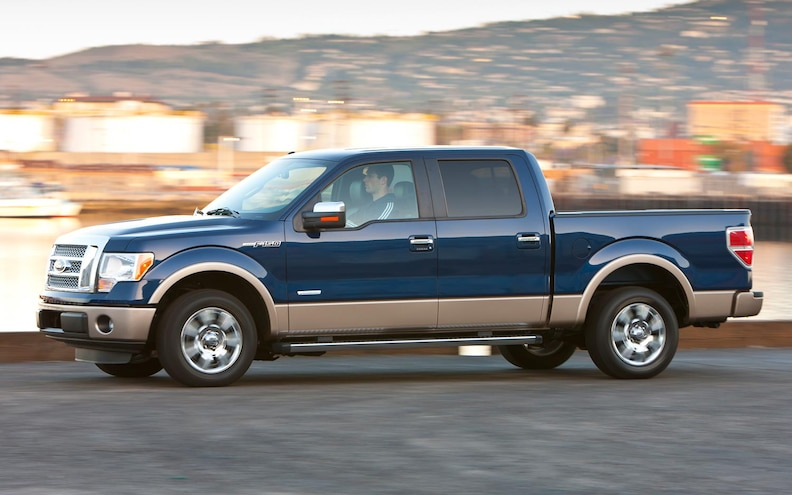 First Test: 2011 Ford F-150 Lariat EcoBoost