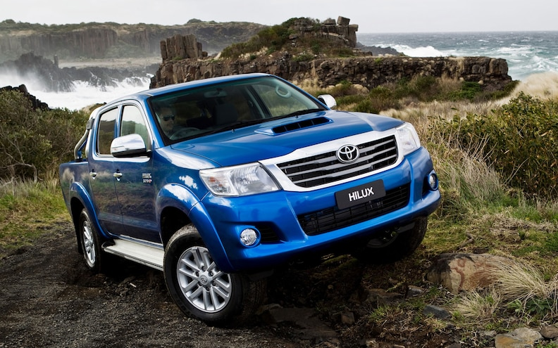 Toyota Hilux Comes to U.S....Sort Of