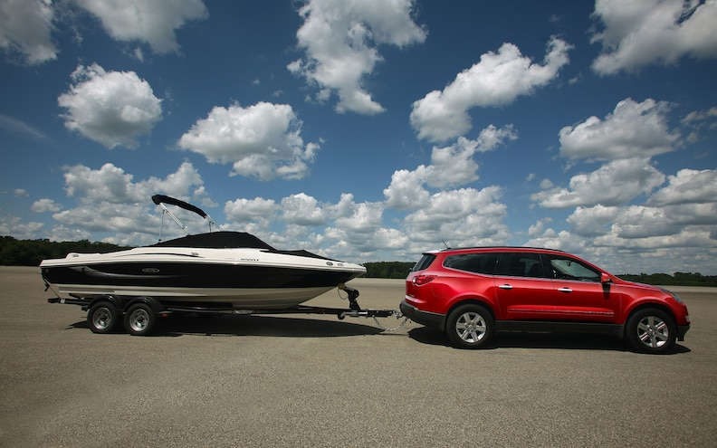 Chevy Equinox Towing Capacity >> Crossovers Can Tow We Checked The Numbers Truck Trend