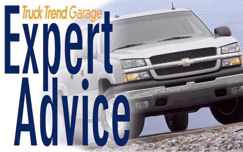 2004 Chevrolet Silverado Idle Surge Continues - Expert Advice