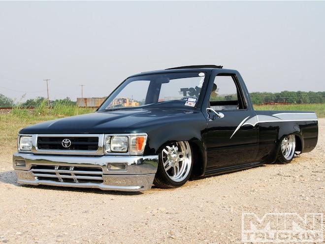 Toyota Mini Truck >> Shipwrecked 1994 Toyota Pickup Bodydropped Truck Mini