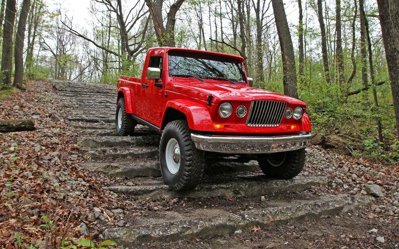 Upcoming 2020 Jeep Wrangler–Based Pickup to Be Called Gladiator (Codename JT)