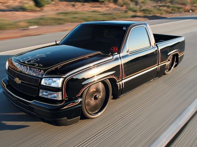 2006 Chevy Silverado - Here Comes Trouble