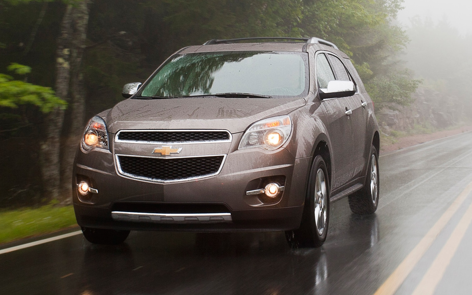 2013 Chevrolet Equinox In Motion