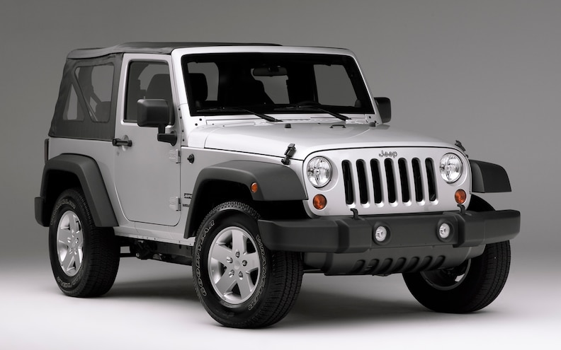 First Test: 2012 Jeep Wrangler Sport