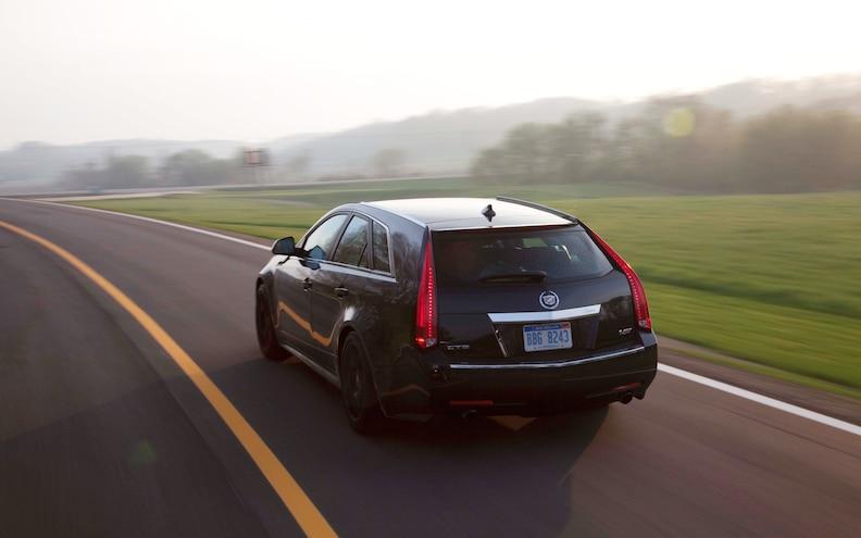 Long-Term 2011 Cadillac CTS-V Wagon Update 3