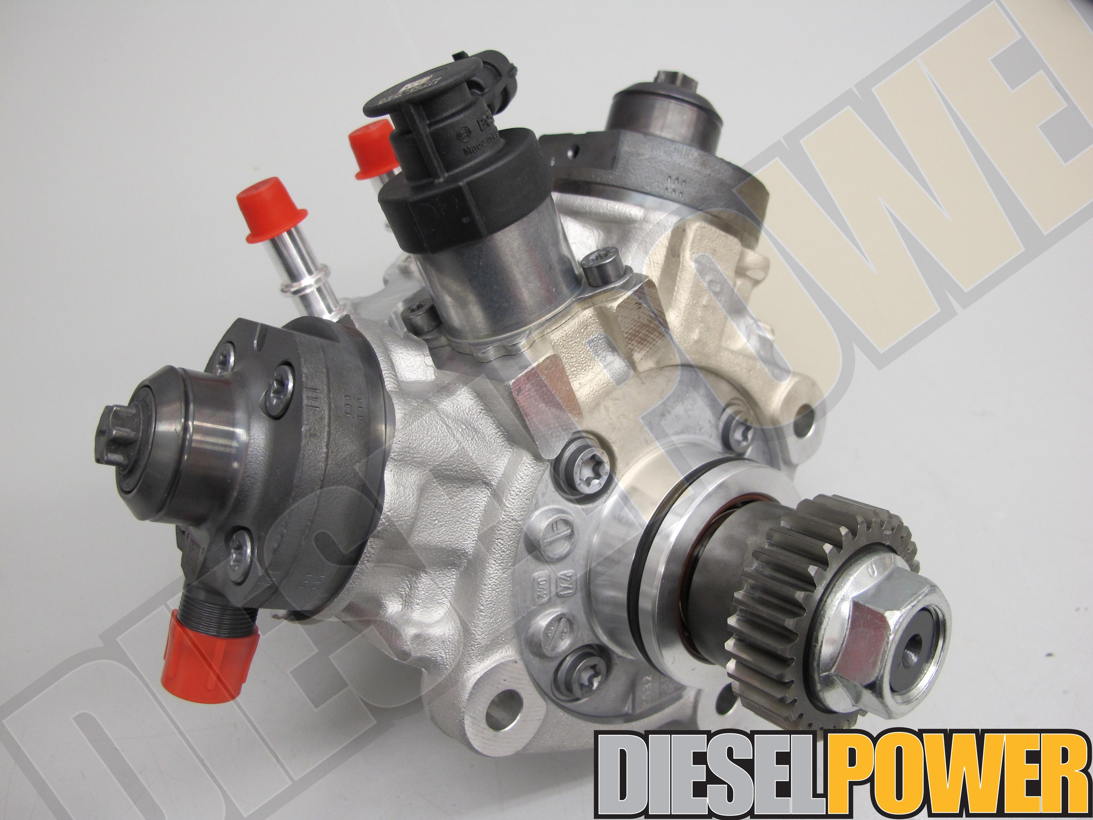 Inside The Banks VM Motori 3 0L 630T V6 Diesel Engine