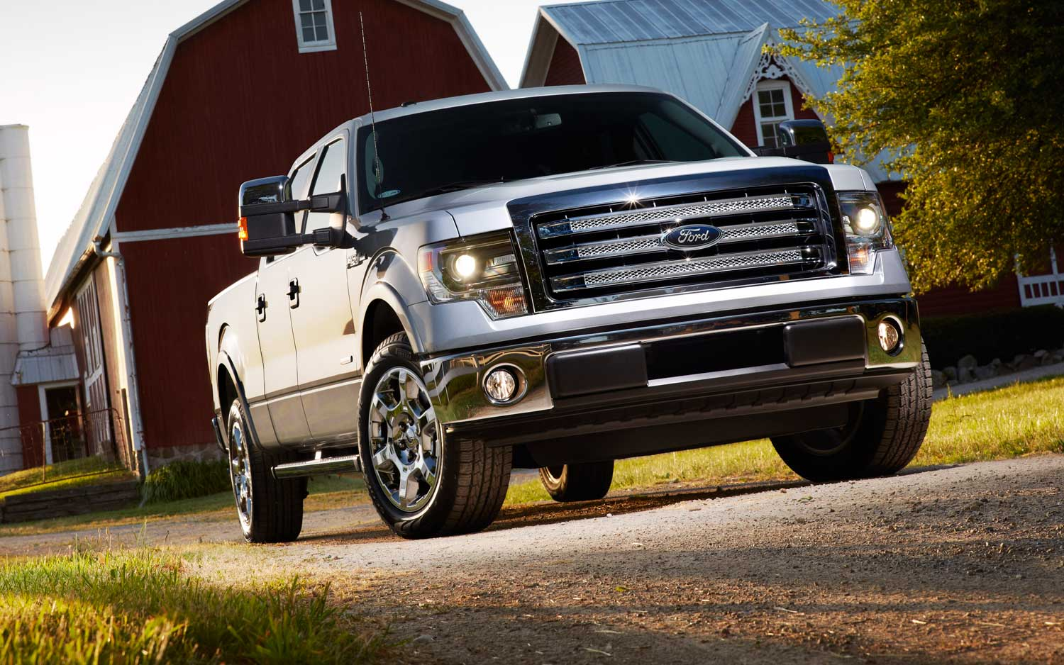 May 2013 Truck Sales: Chevrolet, GMC, Ford, Ram All Show Double-Digit May Gains