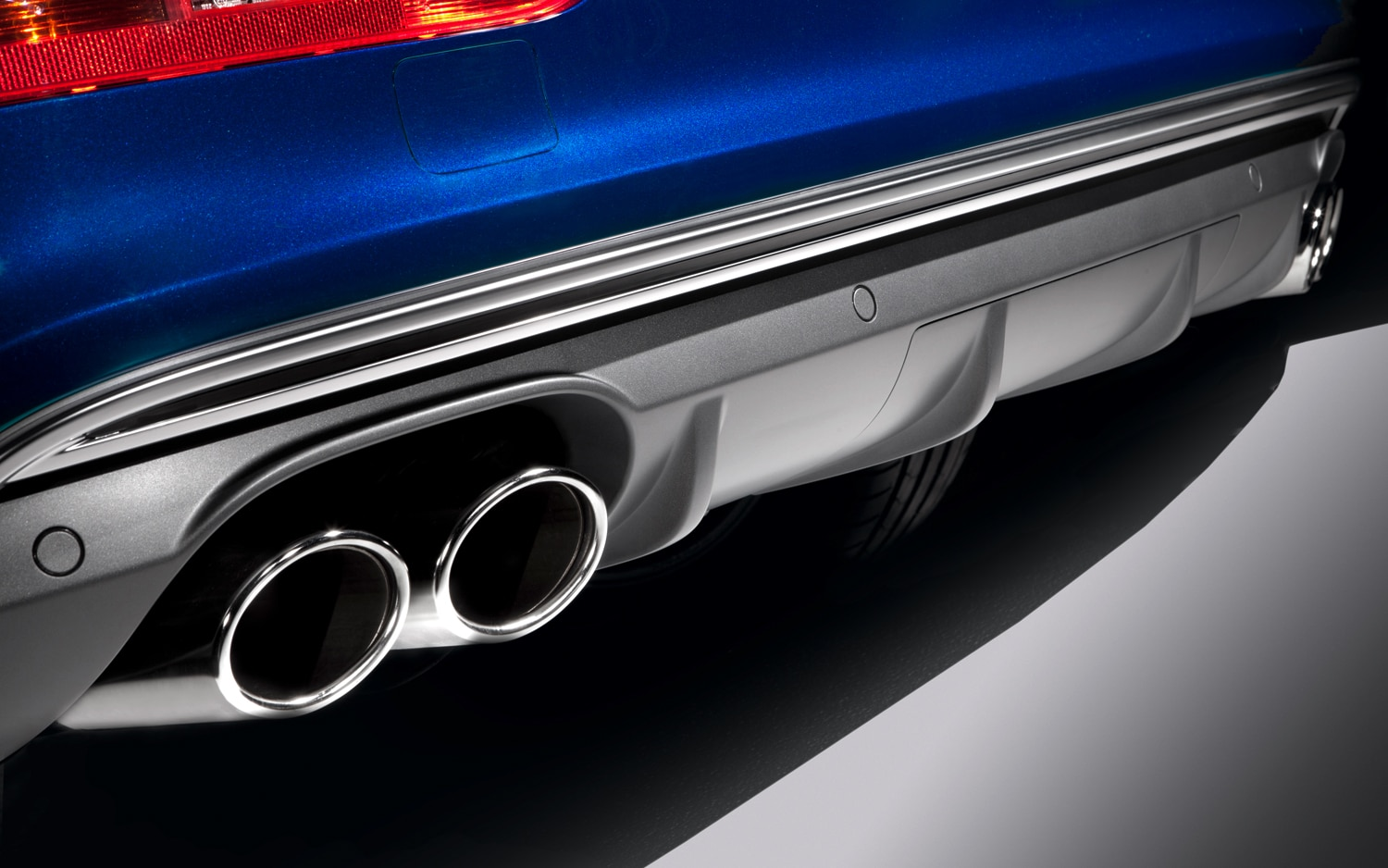 2013 Audi Q5 Rear Exhaust