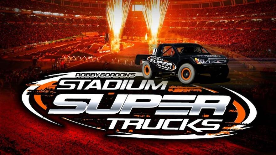 Robby Gordon Revives Stadium Racing for 2013 Season