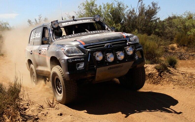 True Grit: Surviving the Baja 500