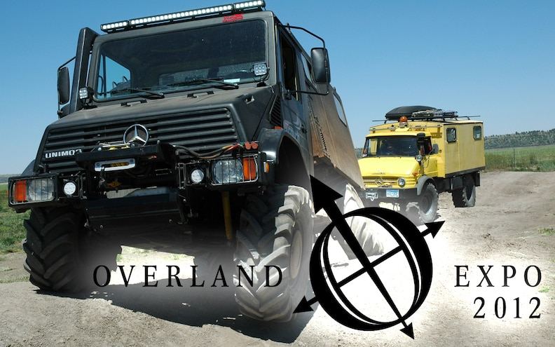 Overland Expo 2012: Have Truck, Will Travel