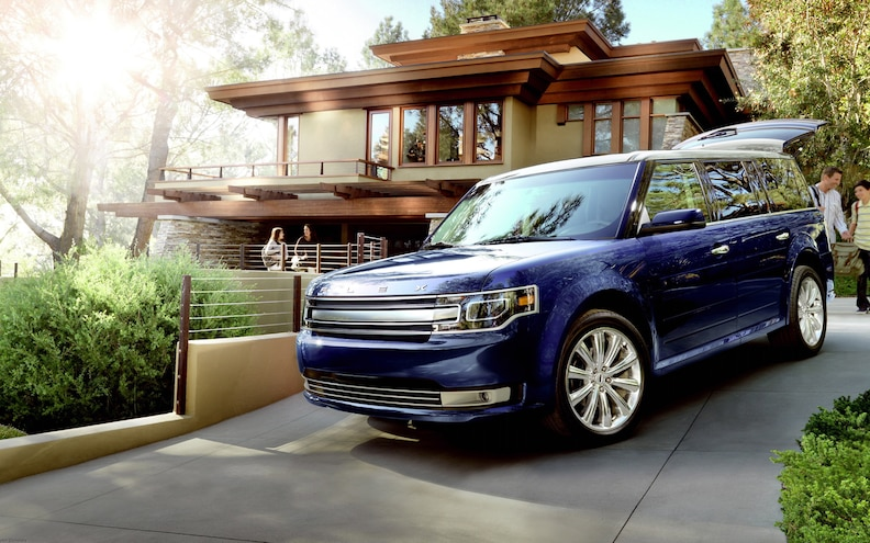 2013 Ford Flex Limited EcoBoost First Test