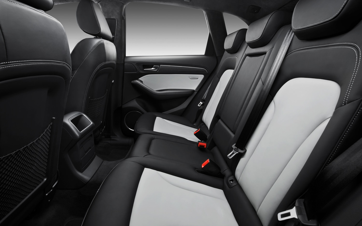 2013 Audi Q5 Rear Seating