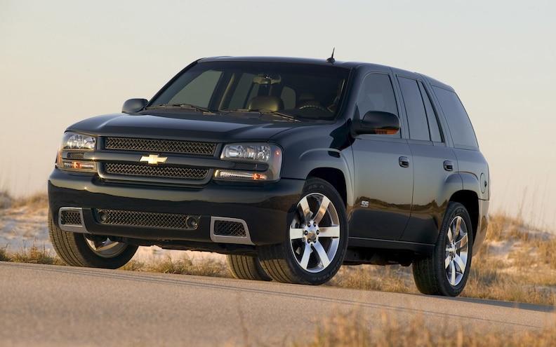 Gm Recalls 250 000 Chevrolet Trailblazer Gmc Envoy Buick Rainier Isuzu Ascender And Saab 9 7x Suvs Truck Trend News