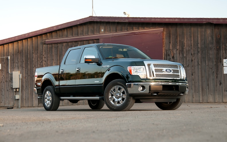 2012 Ford F-150 Lariat 4x4 Long-term Arrival