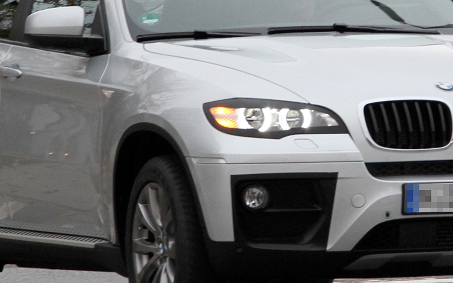 Spied: 2013 BMW X6 Mid-cycle Refresh