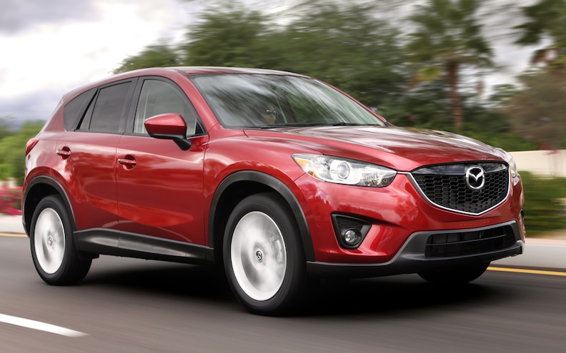 First Look: 2013 Mazda CX-5