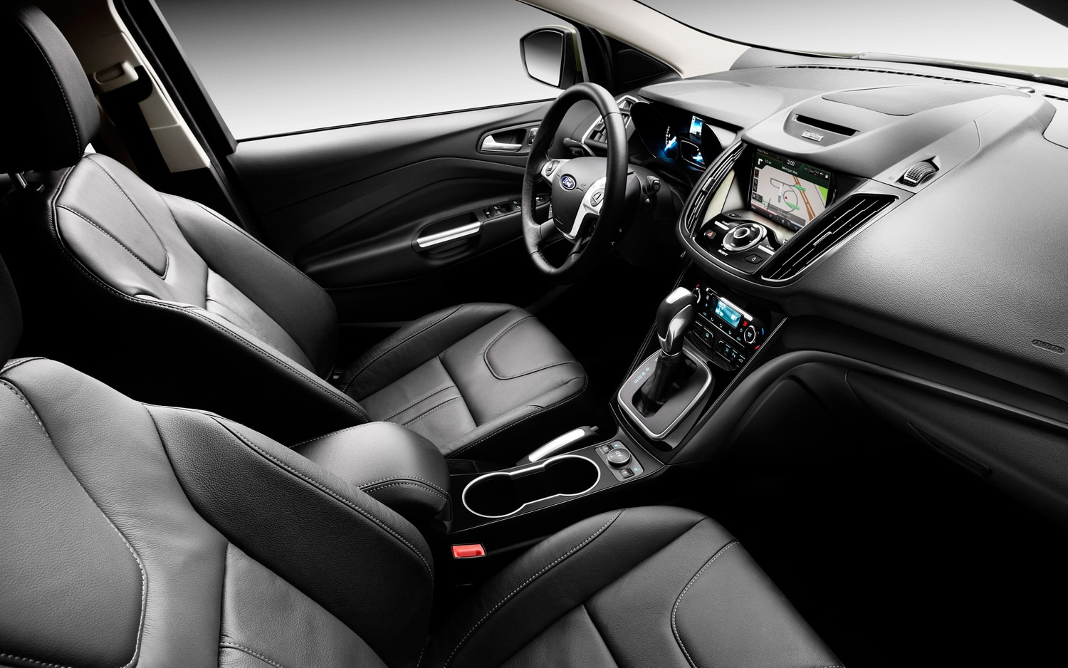 2013 Ford Escape Front Interior