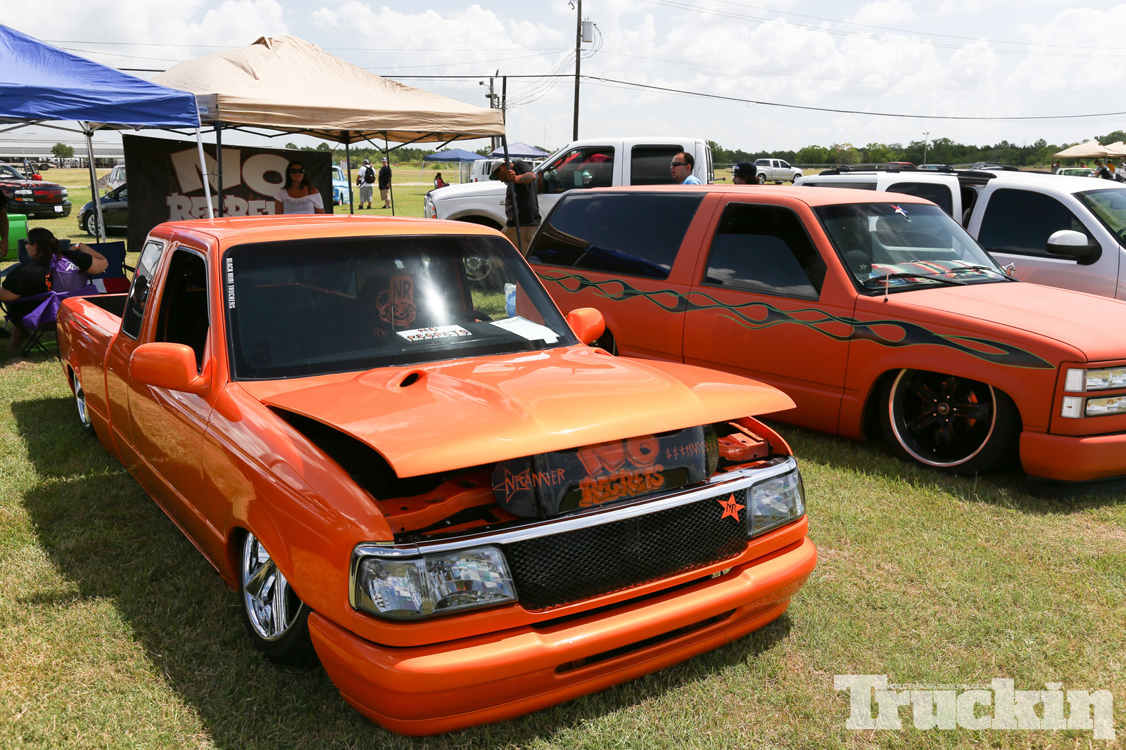 killswitch 2012 custom Truck Show