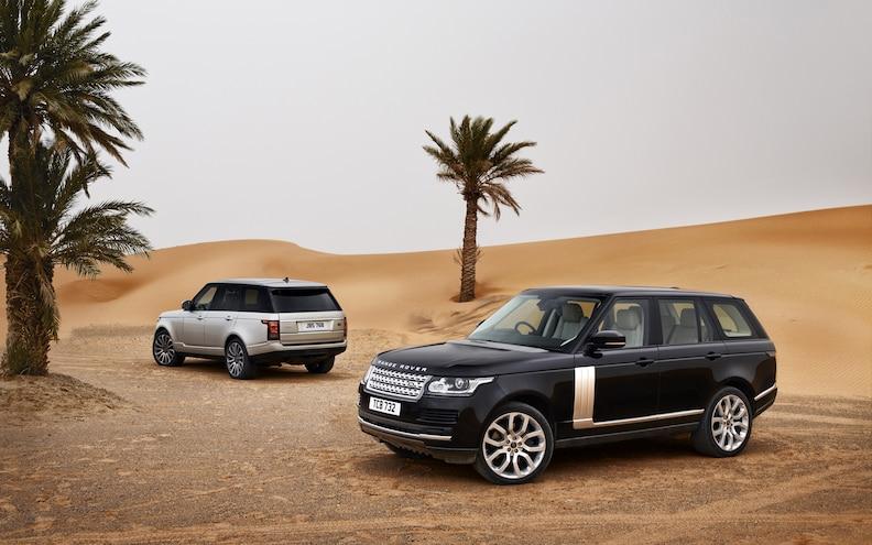 2013 Range Rover -- Detailed Look