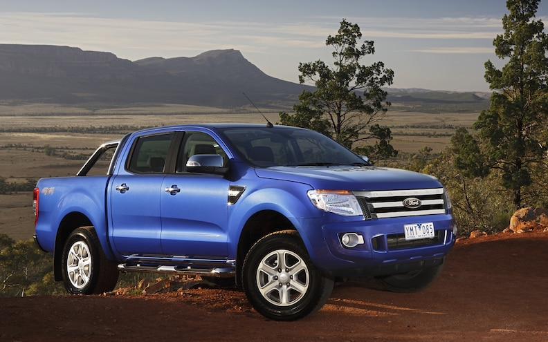First Drive: 2012 Global-Market Ford Ranger