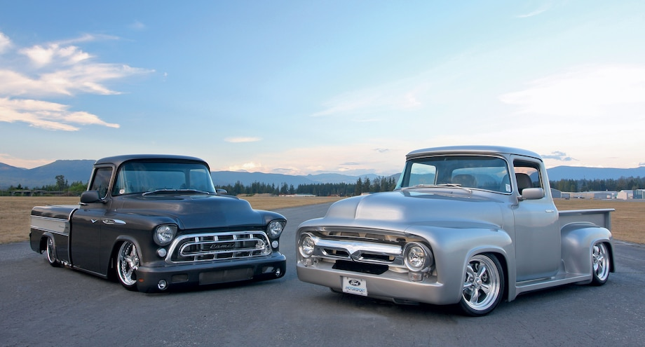 truckins Top 10 Of 2011 1956 Ford F100