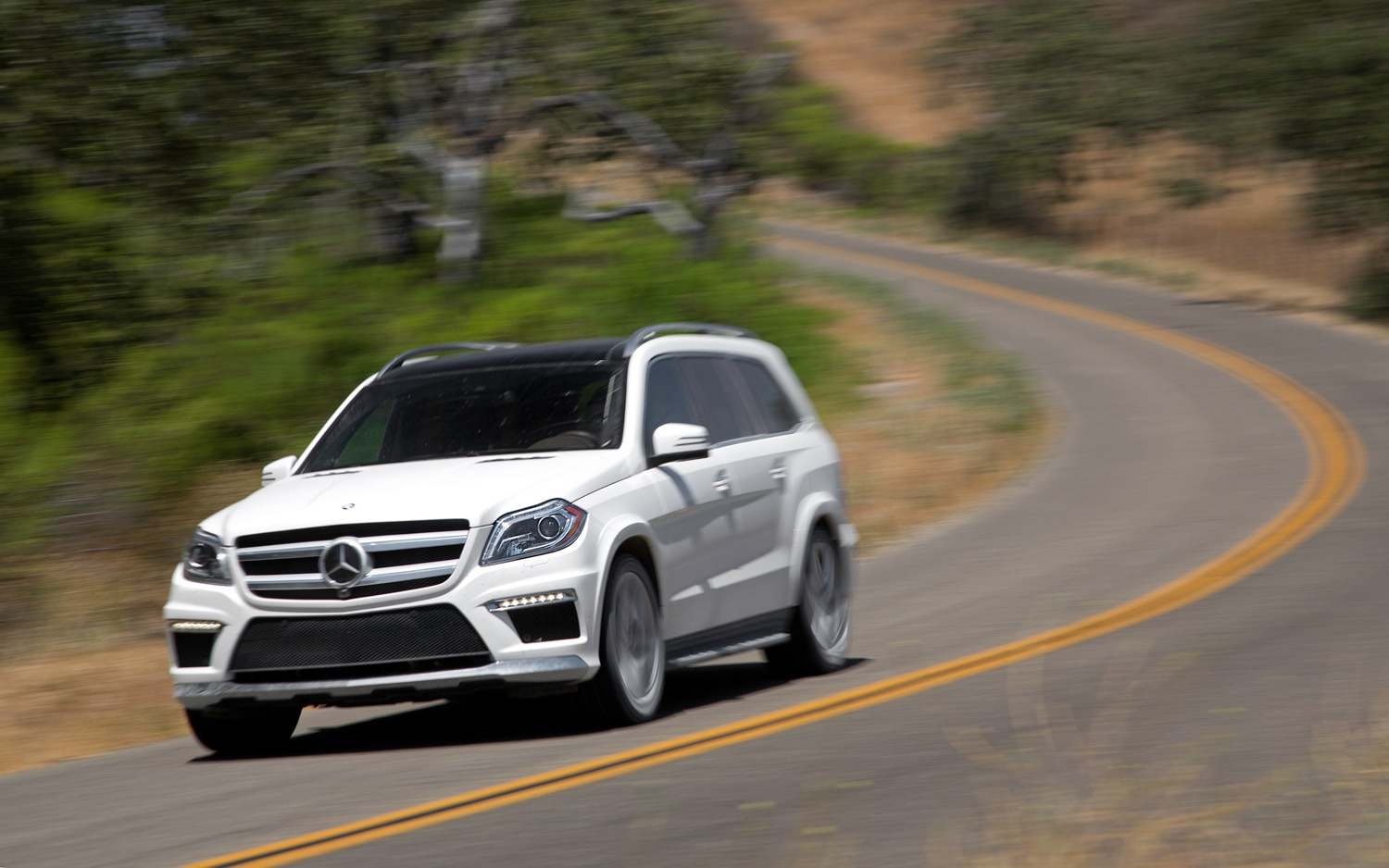 2013 Mercedes Benz Gl550 First Test Photo Image Gallery