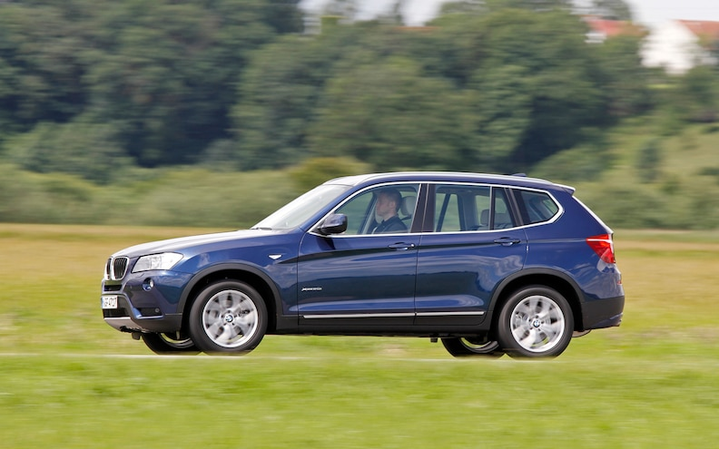 2013 Bmw X3 Xdrive28i Gets 21 City 28 Highway Mpg With Turbo Four Truck Trend News