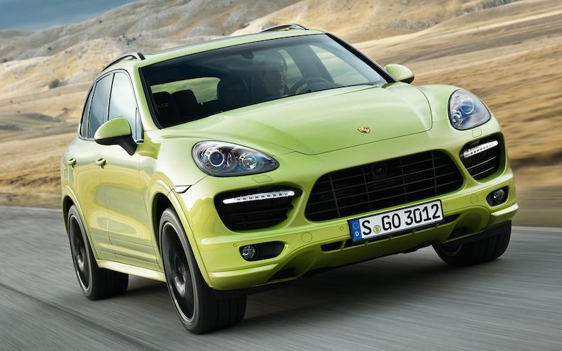2013 Porsche Cayenne Gts Second Drive Truck Trend
