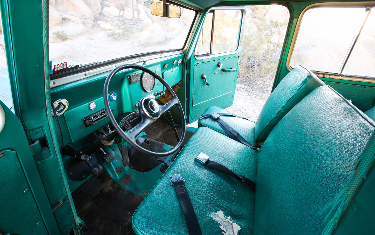 1962 Willys Wagon First Drive - Truck Trend