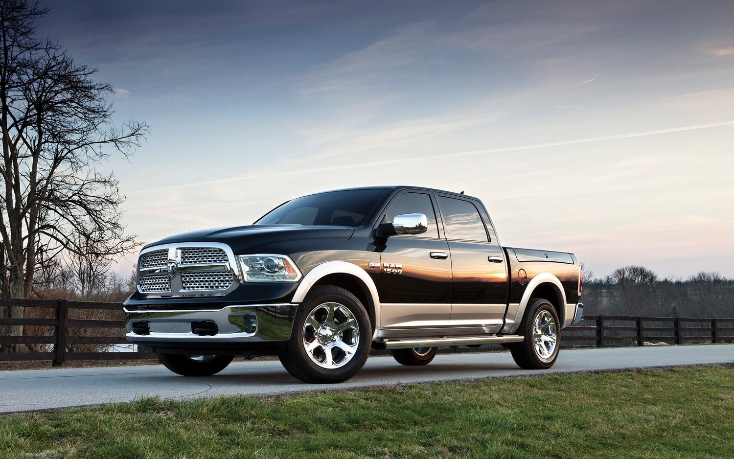 2013 Ram 1500 Facing Left