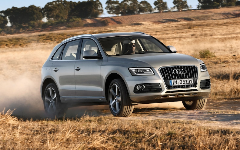 Audi CEO: Every Third Audi Will Be SUV by 2020
